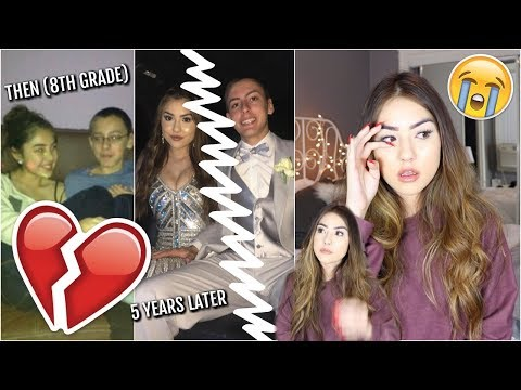 we broke up.. (after 5 years)
