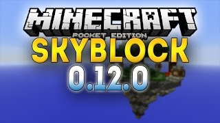 download skyblock for minecraft pe 0.13 #10