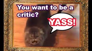 The Whole Kitten Ca Critic.