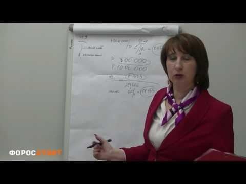 БУХУЧЕТ ДЛЯ НАЧИНАЮЩИХ  025  Методы начисления амортизации для целей налога на прибыль