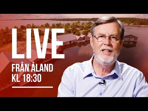 LIVE MÖTESTURNÉ Församlingen Ordet, Åland