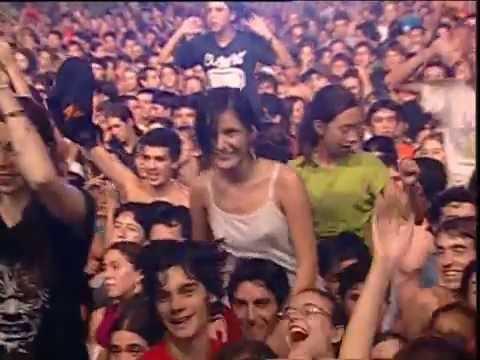 Vicentico video Algo contigo - San Pedro Rock II / Argentina 2004
