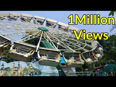 Queensland chennai Theme Park | Best Rides | Wave Pool