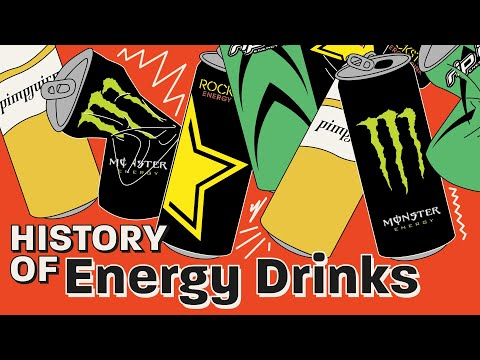 Red Bull, Four Loko, and 5 Hour Energy: The History of Energy Drinks