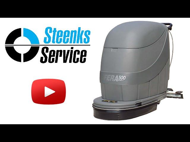 YouTube video | Schrubbmaschine Stefix 500S