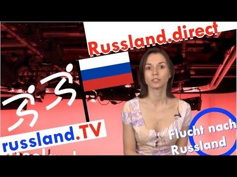 Flüchtlingsziel Russland [Video]