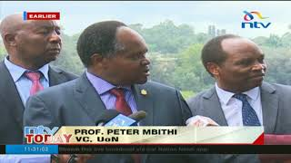 Kenya set to make history in space science - VIDEO
