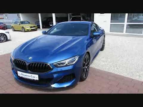Video BMW M850 i xDr MSport Laser DrivePro+ParkPlus HK+DAB