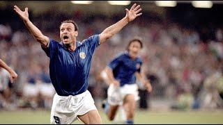 Salvatore Schillaci 6 goals italia 90 Video
