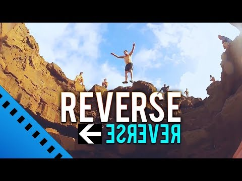 Sony Vegas Pro 14: How To Reverse A Video (Basic Tutorial 5)
