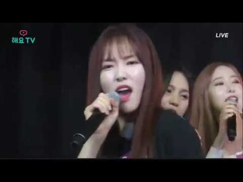 Gfriend - Cover Crazy 4minute