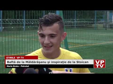 Baftă de la Măldărăşanu şi inspiraţie de la Stoican