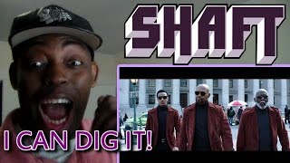 SHAFT Official Trailer 2019 REACTION!!!
