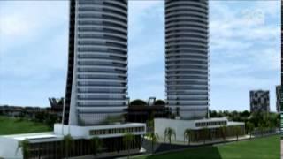 preview picture of video 'Cabinet 2G: Troisième arrondissement de Libreville'