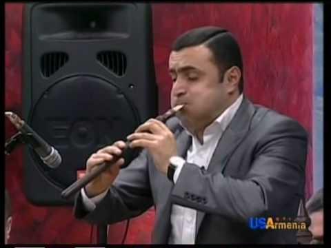 Kamo Seyranyan - Ojaxum // Bari Gisher Hayer //