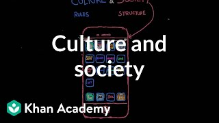 Culture and society   Society and Culture   MCAT   Khan Academy