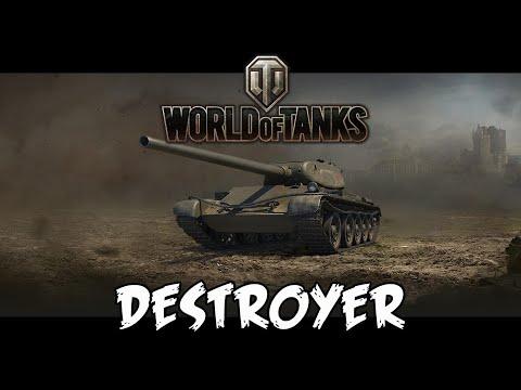 World of Tanks - Destroyer
