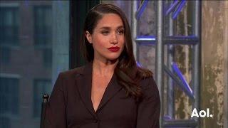 "Meghan Markle On ""Suits"" | AOL BUILD"