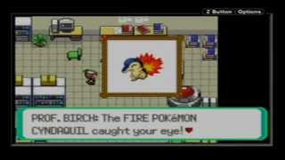 Pokemon Emerald | HOW TO COMPLETE HOENN POKEDEX EASILY AND GET JOHTO STARTERS |