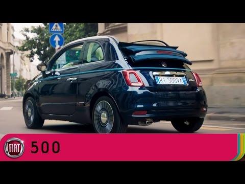 Fiat 500 Riva Commercial