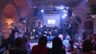 Video MIB Quartet : Depeche Mode - Daft Punk arr. LIVE