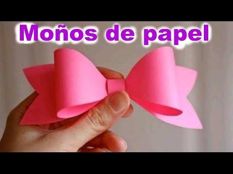 Manualidades rosas de papel faciles de hacer manualidades - Como hacer manualidades faciles ...