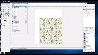 Tutorial To Easily Resize Digital Scrapbook Kits To Prepare For Printing | Nitwit Collections™