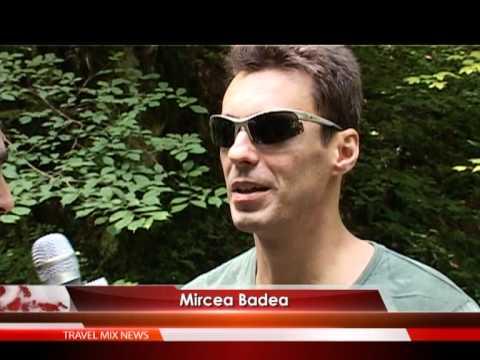 Întâlnire cu Mircea Badea la Canionul Şapte Scări – Munţii Piatra Mare – VIDEO