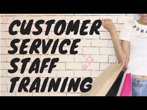 Customer Service Training   Leaving a Positive First Impression