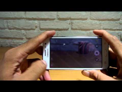 Kamera Samsung Galaxy J5