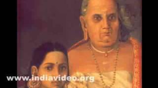 Amma Thampuran of Mavelikkara by Raja Ravi Varma