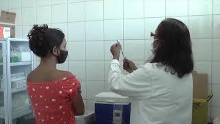 Continua interrompida vacinação de adolescentes em Patos de Minas por falta de doses