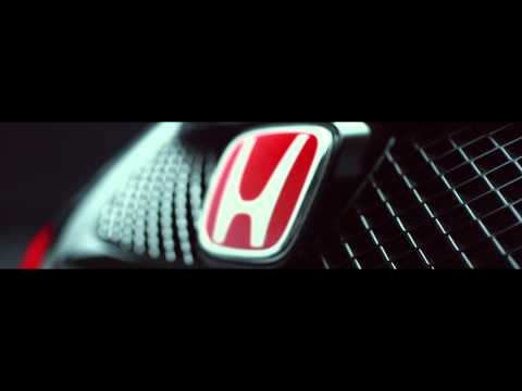 Honda Civic Type R Concept unveil