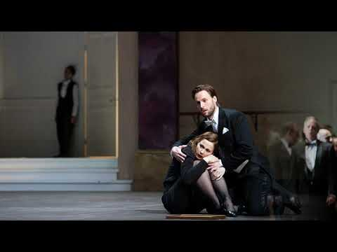Björn Bürger singing Wolfram, Lied an den Abendstern, Tannhäuser (Wagner) De Nationale Opera Amsterdam 2019