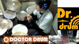 Whole World's Crazy - Art of Dying [ Drum Cover ]