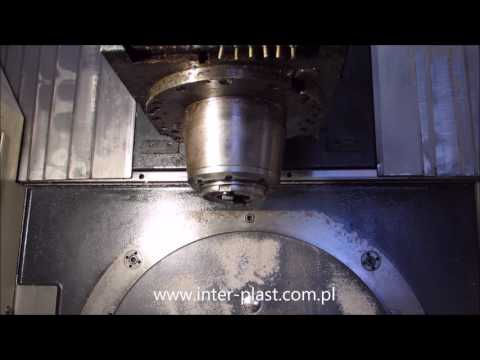 Pionowe centrum obróbcze CNC - CNC Vertical machining center - DMC DMU 50 ECO - zdjęcie