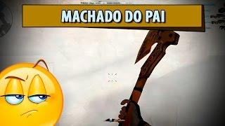 MACHADO DO PAI  FalandoJogando  Blood Strike
