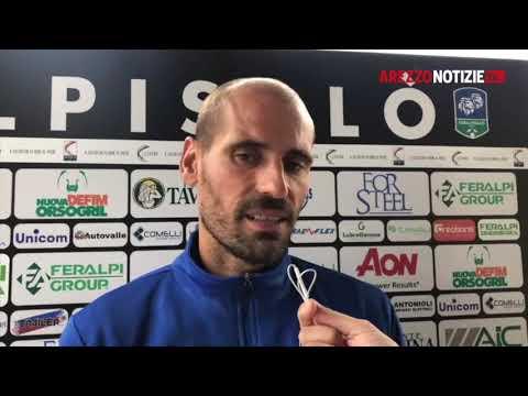 Feralpi Salò-Arezzo 2-1, il commento di mister Potenza