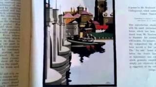 1920s ART DECO FRANK NEWBOULD POSTER DESIGN MANUAL