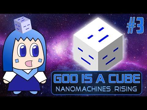 [GOD IS A CUBE] CHAPITRE 3 | J'ai mal à la tête !