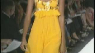 Moda Cosmo: Carolina Herrera Primavera/Verano 2009