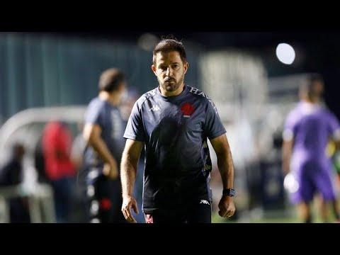 SOFREU UM PASSEIO! Ramon Menezes fala após Vasco perder por 4 a 1 para o Galo