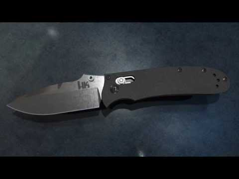 enchmade h&k 3dmax scanline render disassembly axis knife