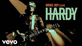 HARDY Broke Boy