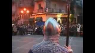 preview picture of video 'Katabba, Monforte San Giorgio, prima edizione'