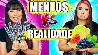 MENTOS VS REALIDADE | Blog das irmãs
