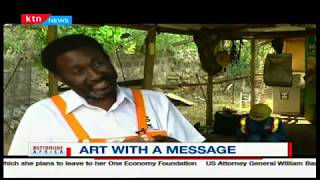 ART with a message | Bottomline Africa