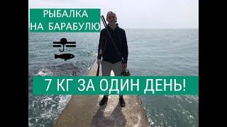 Что можно ловить на черном море в сочи