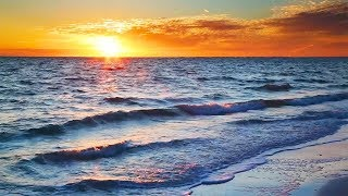 Relaxing Music with Ocean Waves: Beautiful Piano, Sleep Music, Stress Relief, Wave Sounds