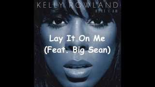 Lay It On Me (Feat. Big Sean) (Speed Up)